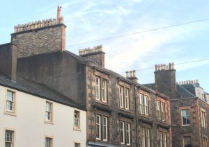 chimney pots at Canpbelltown