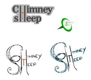 ideas for the original Chimney Sheep logo