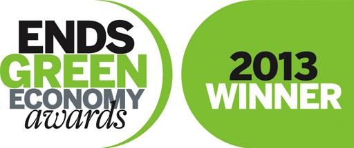 Chimney Sheep EGEA Green Economy winner 2013