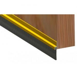 gold door seal excluder 1m - graphic