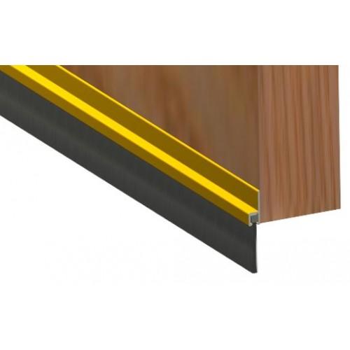 gold door seal excluder 1m - graphic
