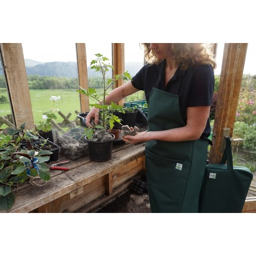 Unisex Garden Apron With Pockets