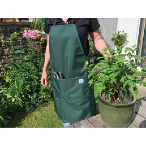 Unisex Garden Apron With Pockets