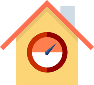 graphic of a yellow clock