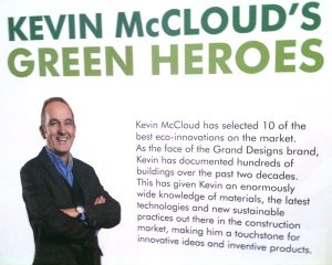 Grand Designs Green Heroes Poster