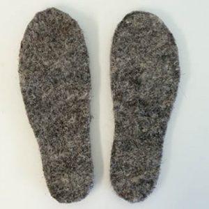 wool shoe insoles