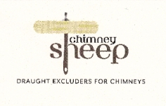 A previous logo design for Chimney Sheep