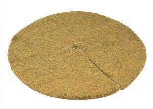 jute mulch mat tree spat