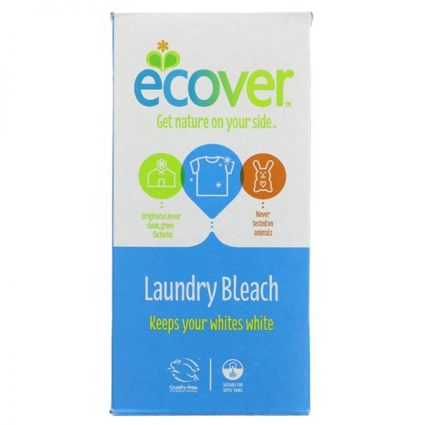Ecover eco-friendly laundry bleach