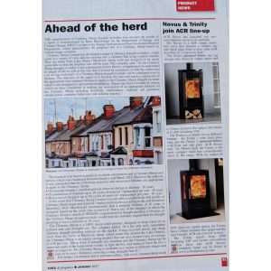 Article ahead of the heard about Chimney Sheep