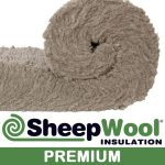 100% Sheep Wool Insulation