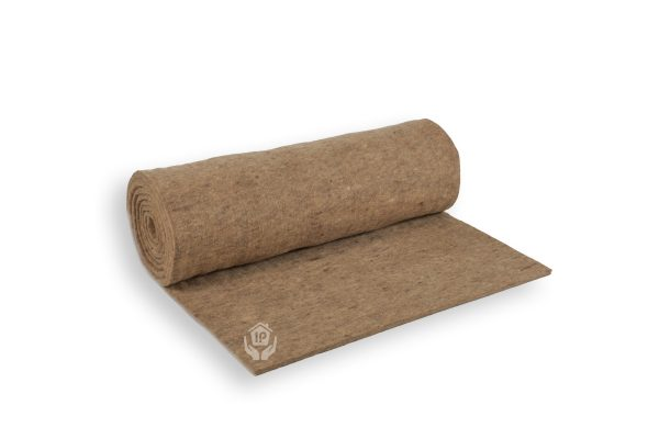 SilentWool Carpet pure wool underlay for carpet