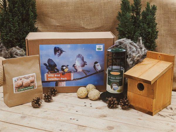 Wild Bird Selection Box