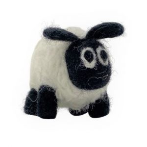 Wooly Sheep Dangle