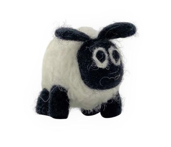 Wooly Sheep Dangle