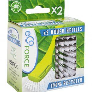 recycled plastic dish brush refill
