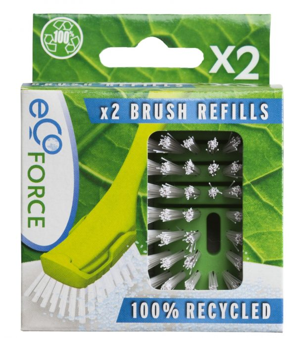 recycled dish brush refill