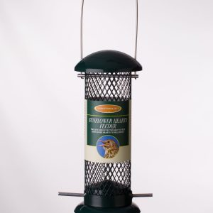 sunflower heart wild bird feeder