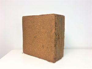 5kg block of coir cocopeat