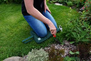 Our Waterproof Garden Kneeler is an essential for National Allotment Week