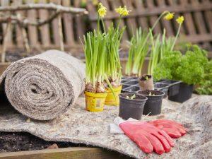Garden Felt perfect for National Allotment Week