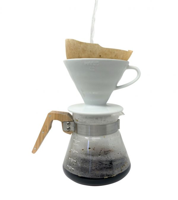 compostable coffee filter