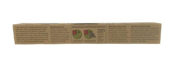Eco friendly foil