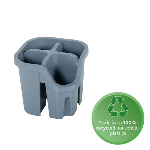 recycled plastic cultery drainer