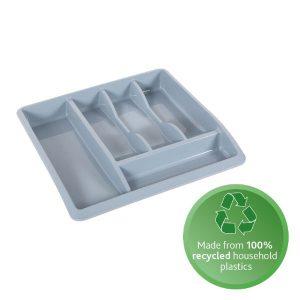 recycled plastic drawer organiser