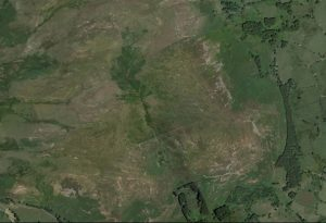 Aerial photo of Low Fell