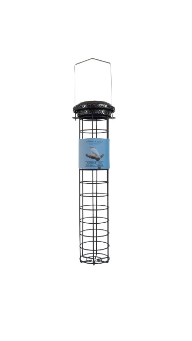 hanging fat ball feeder