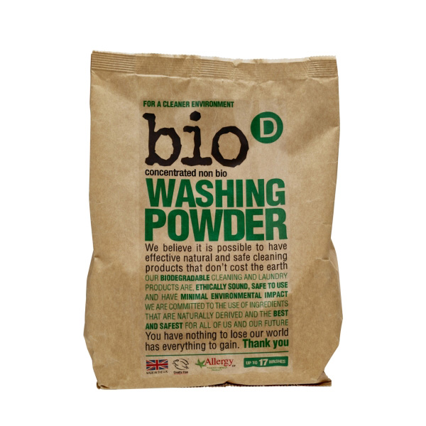Bio-D Concentrated Washing Powder