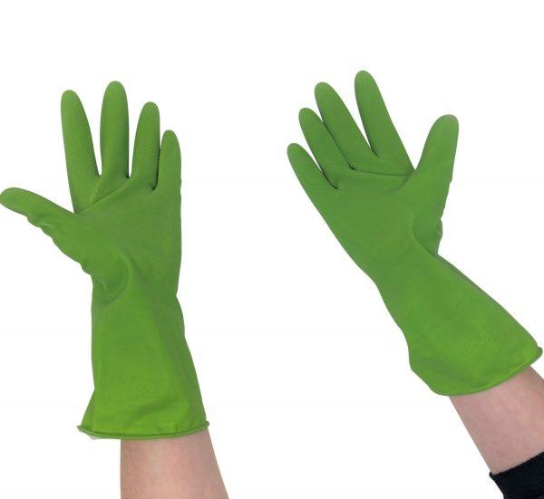 Good grip washing up gloves