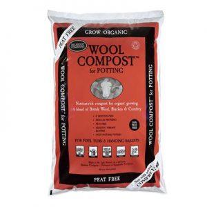 Dalefoot Peat-Free Wool Compost